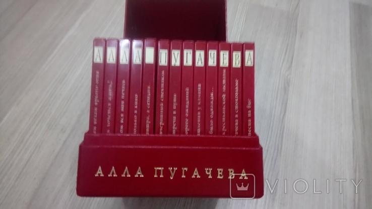CD Алла Пугачева, Box set (Австрия) коллекционный, фото №3