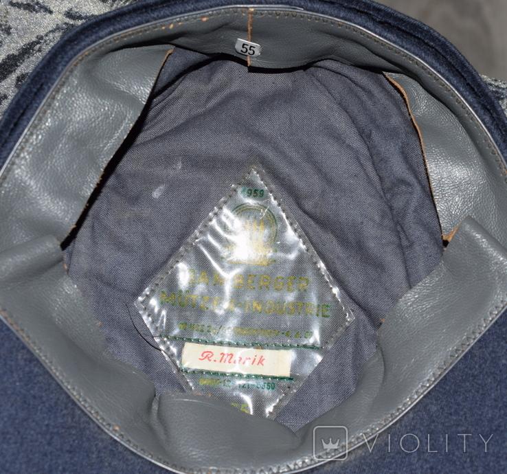 Армейская кепка ВВС ФРГ, фото №6