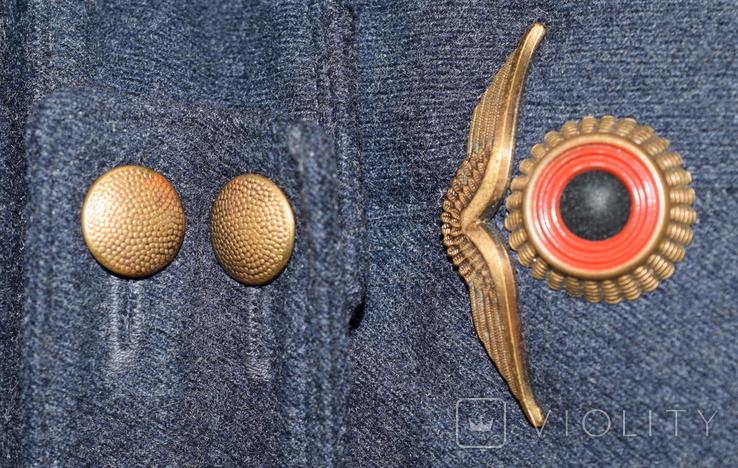 Армейская кепка ВВС ФРГ, фото №7