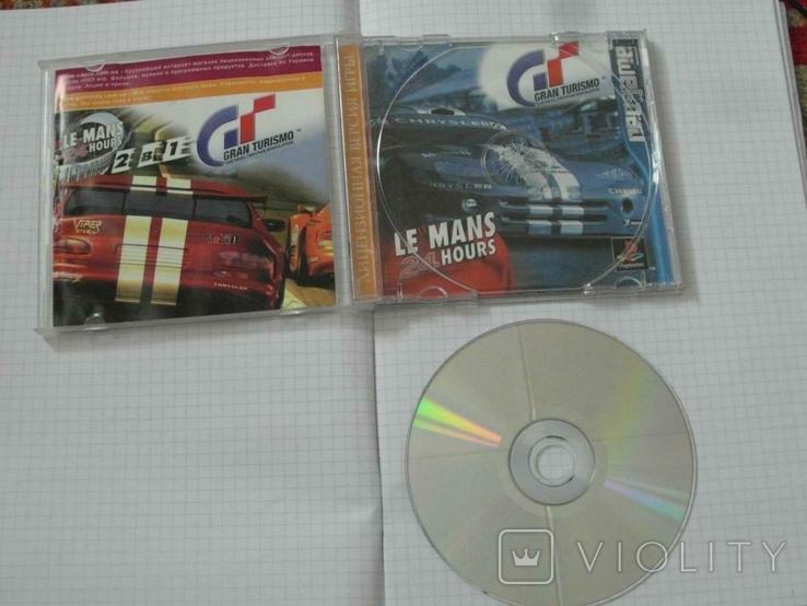 Диск-игра для Playstation.№22, фото №3