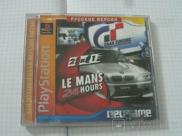 Диск-игра для Playstation.№22, фото №4