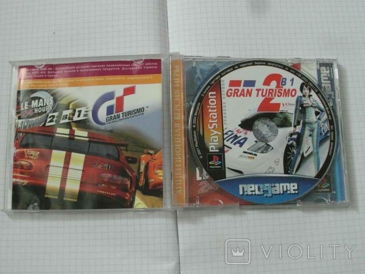 Диск-игра для Playstation.№22, фото №2
