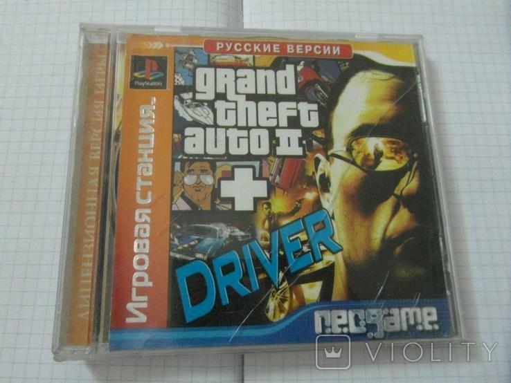 Диск-игра для Playstation.№23.цена за 2 диска., фото №7