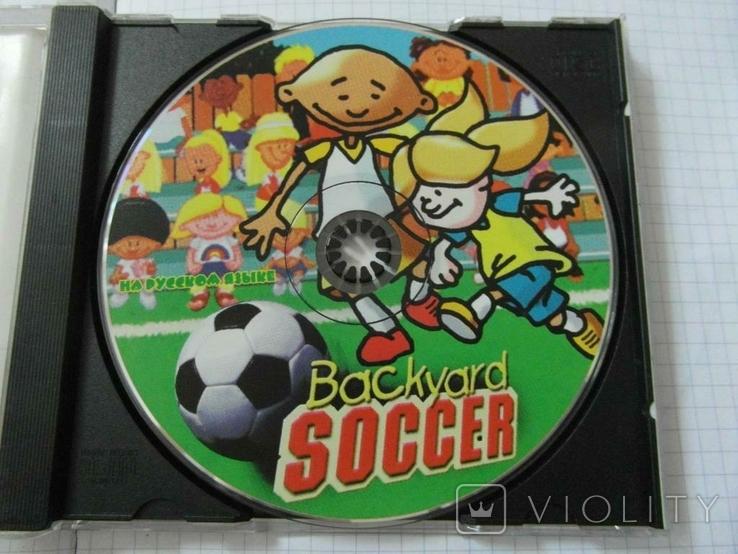 Диск-игра для Playstation.№25, фото №3