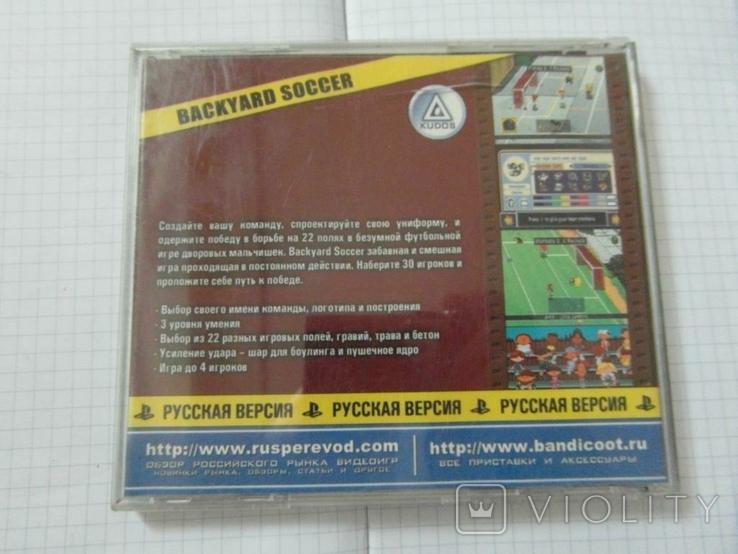 Диск-игра для Playstation.№25, фото №6