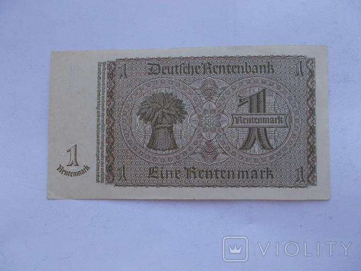 1 марка 1937 г., фото №3