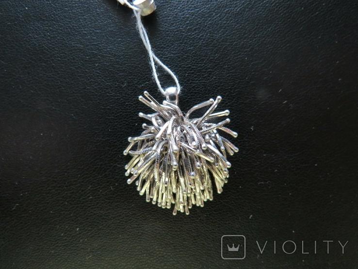 Кулон из золота 14K 9.93 грамма, фото №10