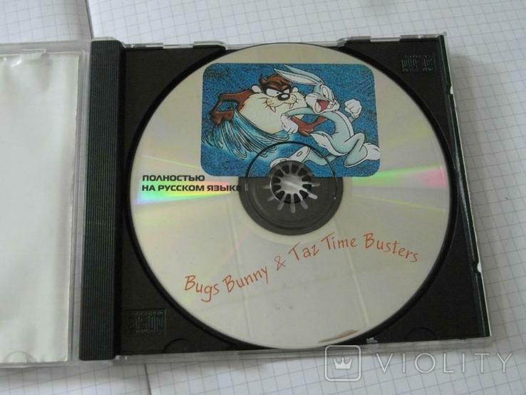 Диск-игра для Playstation.№26, фото №3
