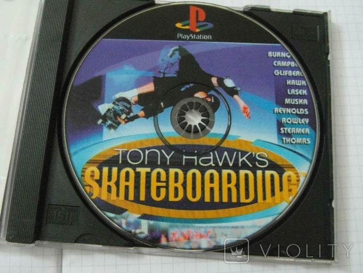 Диск-игра для Playstation.№32, фото №3