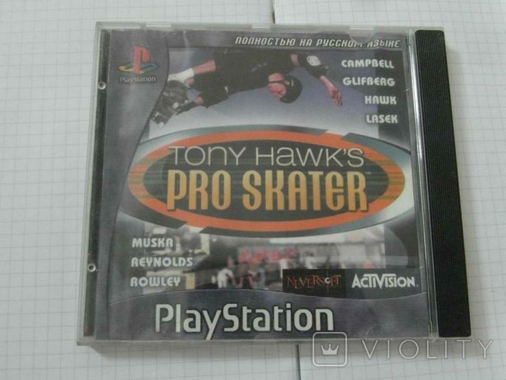 Диск-игра для Playstation.№32, фото №4