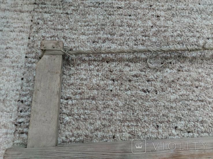 Столярний інструмент лучковая пилка, фото №5