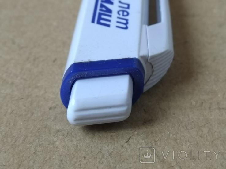 """Ручка с логотипом """" Азовмаш""""., фото №4"""