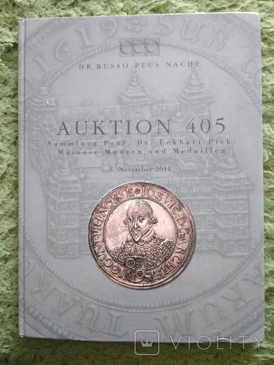 Каталог , аукционник монет ,города Майнц., фото №2
