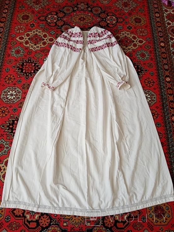 Сорочка батал, фото №3