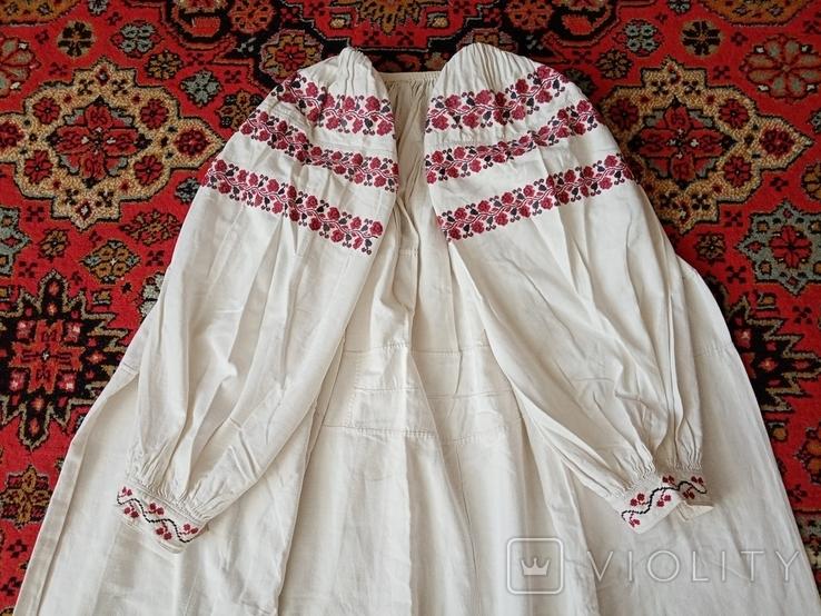 Сорочка батал, фото №2