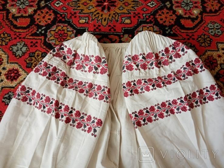 Сорочка батал, фото №4