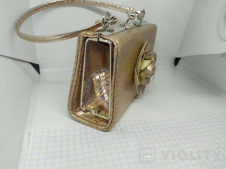 Новая сумочка малышка на коротенькой ручке, фото №4
