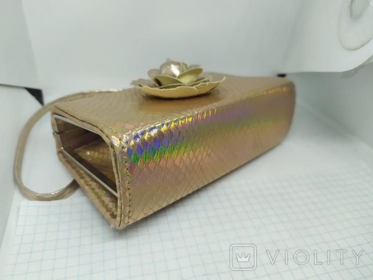 Новая сумочка малышка на коротенькой ручке, фото №5