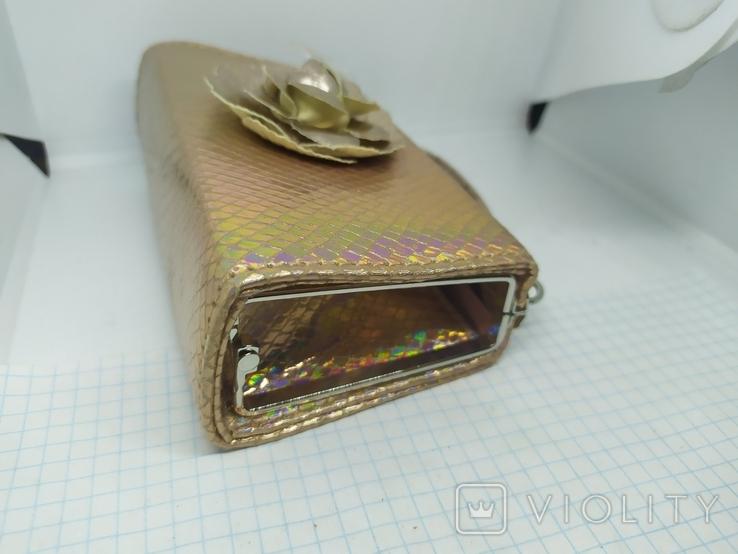 Новая сумочка малышка на коротенькой ручке, фото №6