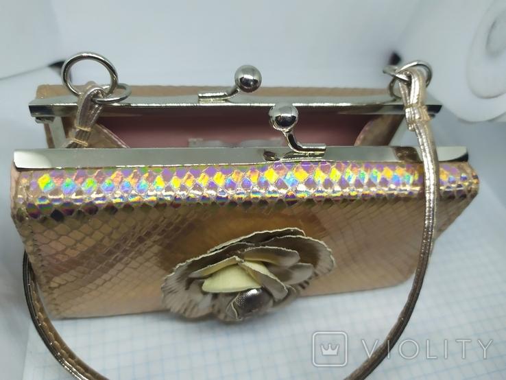Новая сумочка малышка на коротенькой ручке, фото №8