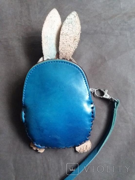 Кожаная сумка + кошелек, фото №12