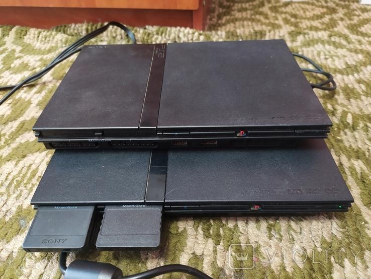 Sony PlayStation 2 +Бонус, фото №11