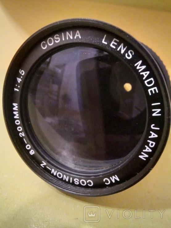 MC cosinon-z 80-200 mm, фото №3
