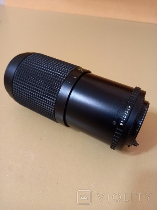 MC cosinon-z 80-200 mm, фото №7