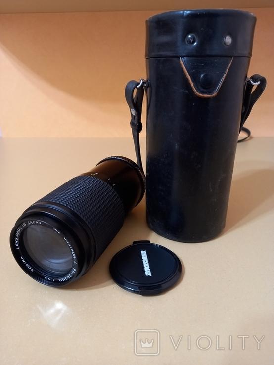 MC cosinon-z 80-200 mm, фото №2