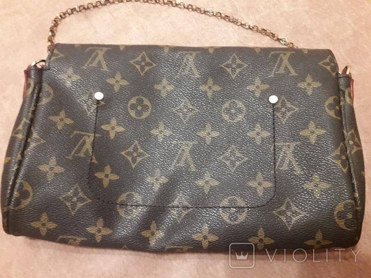 Сумка - клатч Louis Vuitton, фото №8