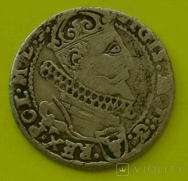 6 грош, 1623 год,, фото №2