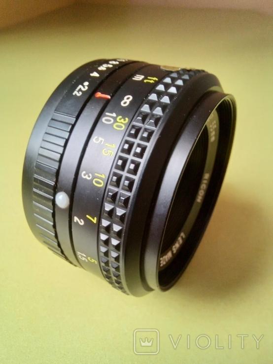 Riconar 1:2,2 55mm, фото №4