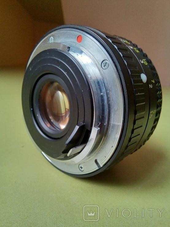 Riconar 1:2,2 55mm, фото №5