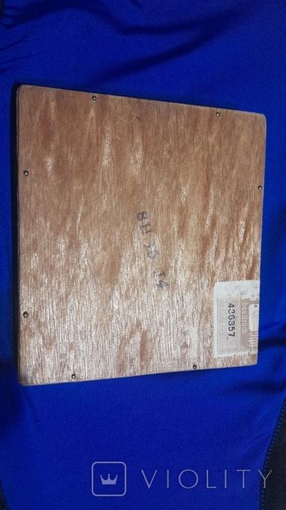Коробка от сигарилл Вермахта с акцизкой, фото №6