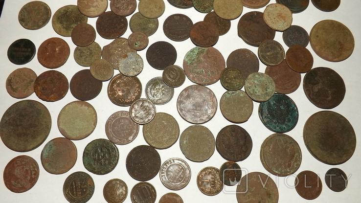 Монеты 18-20 Века, фото №2