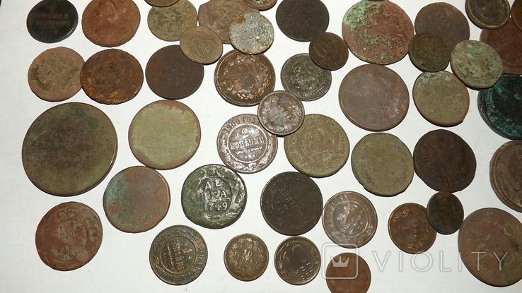 Монеты 18-20 Века, фото №3