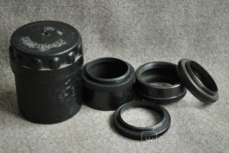 Макро кольца, на М.39., фото №2