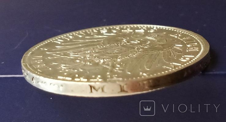 3 марки 1914 р. Баварія. Людвіг, фото №9
