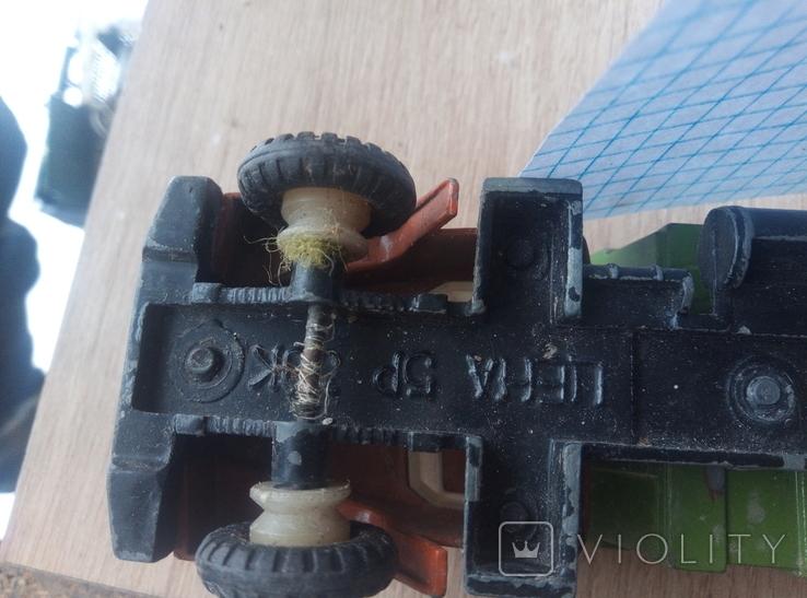 Игрушка под ремонт краз ссср, фото №6