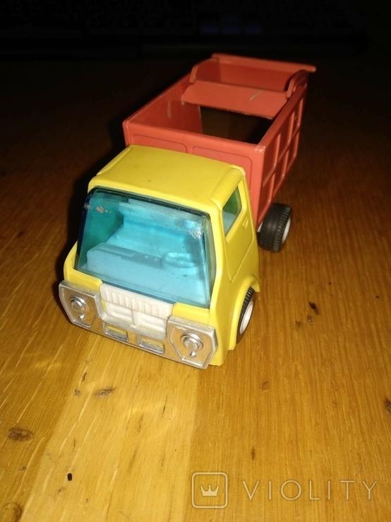 Грузовик і сміттєвоз, фото №6