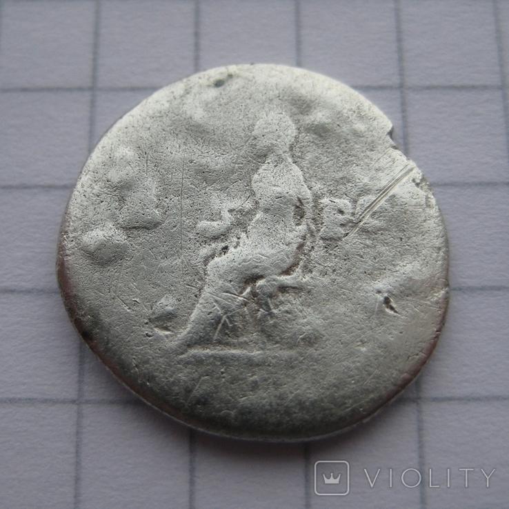 Денарий, Веспасиан, фото №3