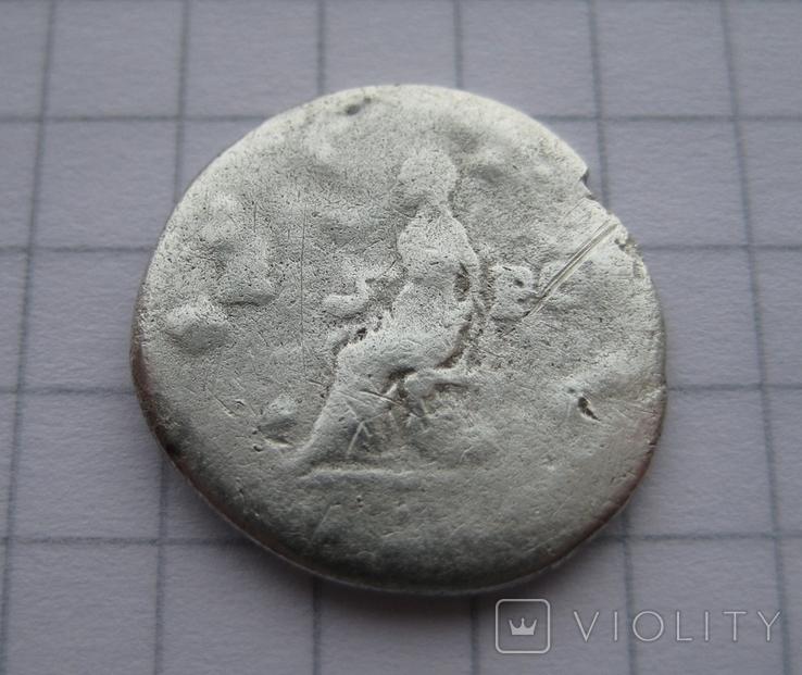 Денарий, Веспасиан, фото №7