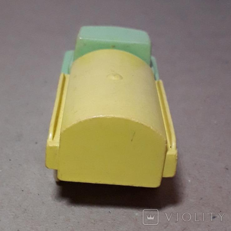 Машинка БОЧКА грузовая СССР, фото №4