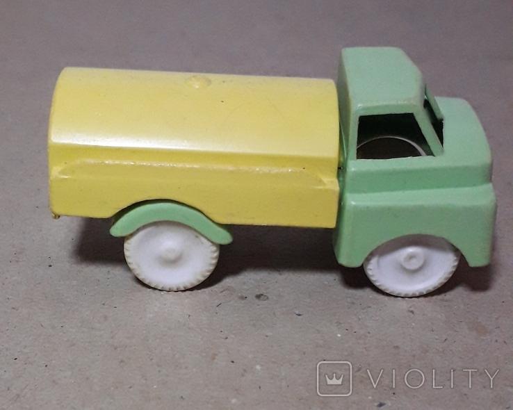 Машинка БОЧКА грузовая СССР, фото №5