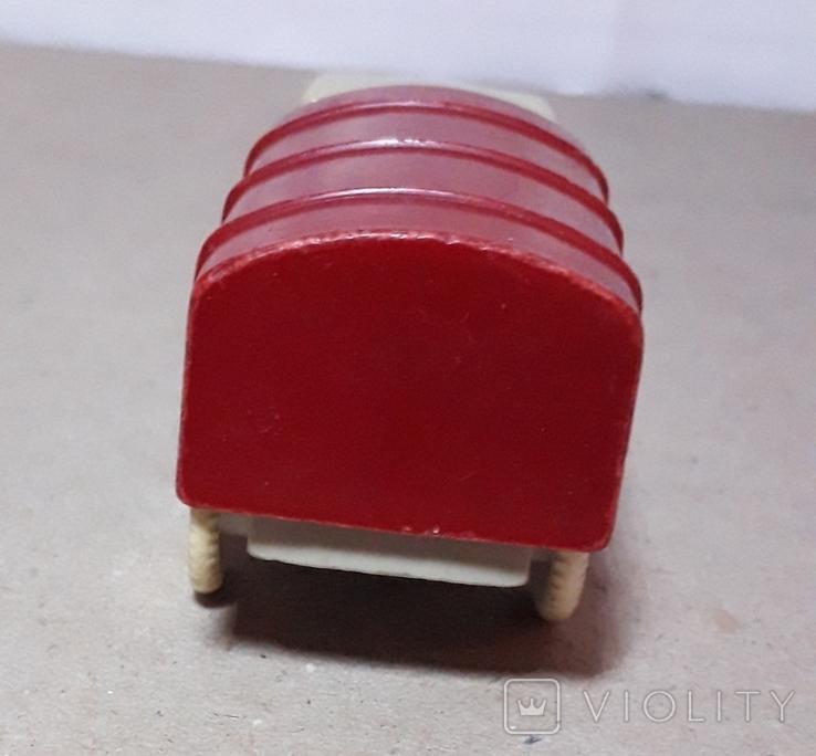Машинка ТЕНТ грузовая СССР, фото №6