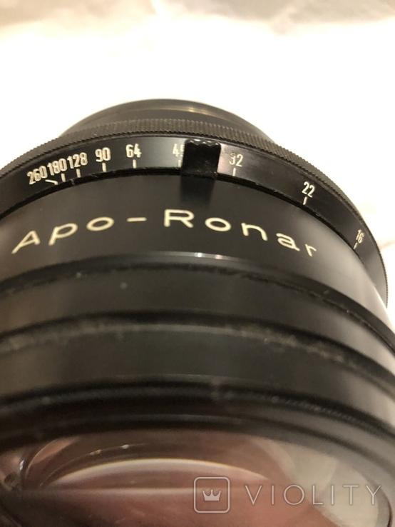 Rodenstock Apo-Ronar 1:9, 600mm, фото №9