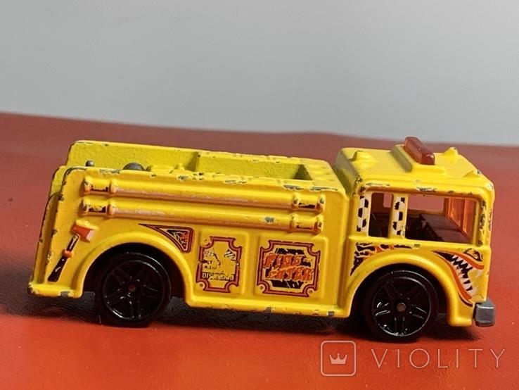 Hot Wheels Rare 1976 Engine 52, фото №3
