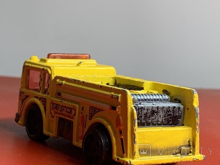 Hot Wheels Rare 1976 Engine 52, фото №5