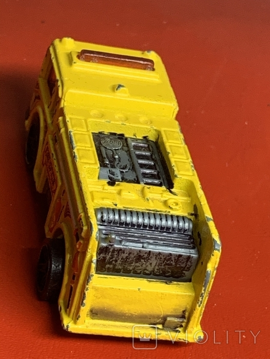 Hot Wheels Rare 1976 Engine 52, фото №6