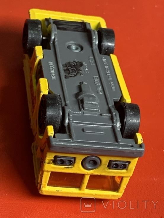 Hot Wheels Rare 1976 Engine 52, фото №7